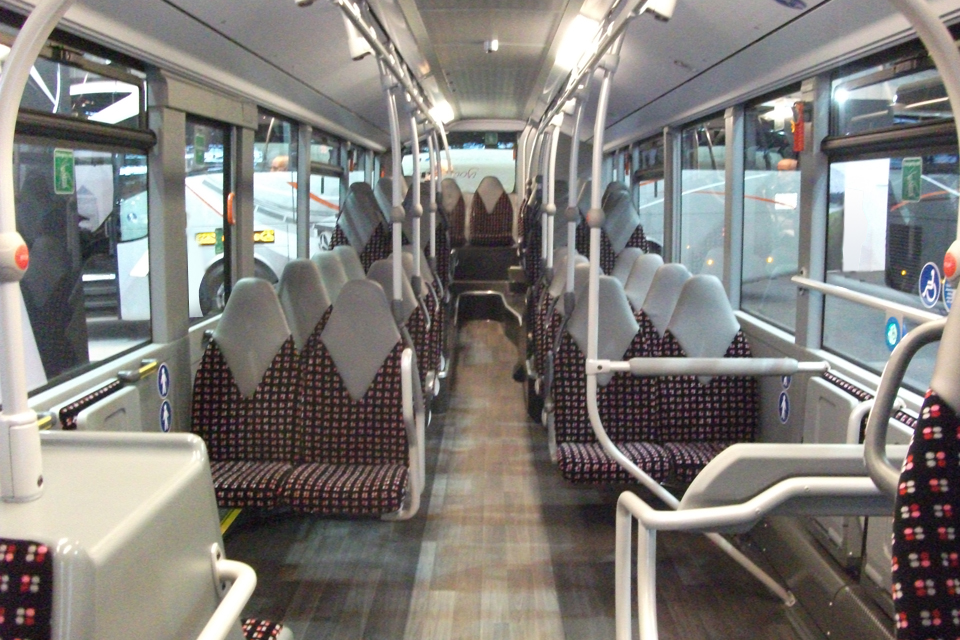 Individual Vehicle Approval (IVA) for buses and coaches