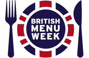 Save the Date: British Menu Week