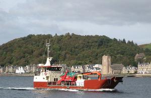 Inland boat