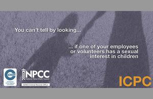 International Child Protection Certificate (UK)