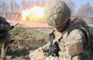 Lance Corporal Daniel Devaney