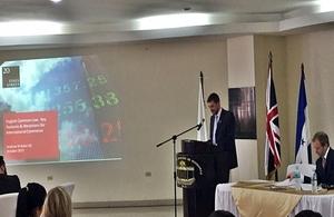 Arbitration Seminar Honduras