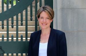 New UK Ambassador to Morocco Karen Betts