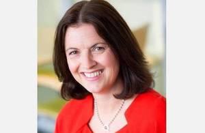 DBS Chief Executive, Adrienne Kelbie