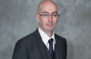 Traffic Commissioner for the North East of England, Kevin Rooney