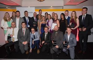 East Midlands winners