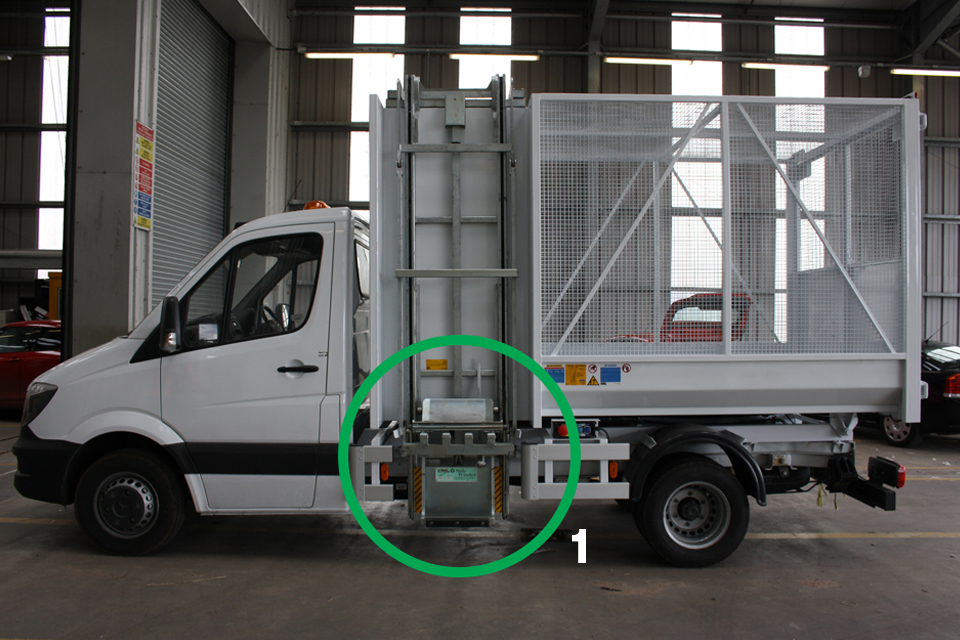 Individual Vehicle Approval Iva Vehicle Side Guards Lateral