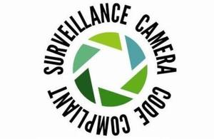Surveillance camera certification mark
