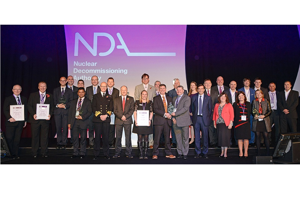 NDA Estate Supply Chain Award Winners 2015