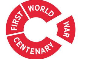 WWI cenetenary logo