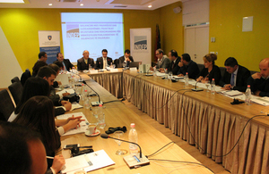 Conference on the work of Independent Agencies.