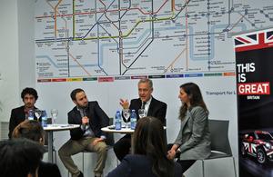 CC/ Europa y la Embajada Británica debaten ideas sobre una Mejor Europa