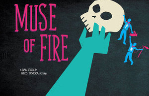 Muse of Fire movie poster