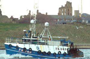 Fishing vessel Ocean Way