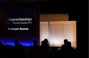 National Apprenticeship Awards 2015