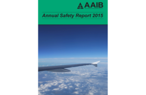 AAIB Annual Safety Report 2015