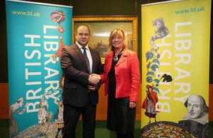 British Library fellowship