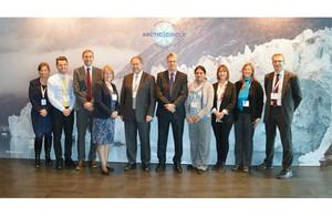 The UK delegation