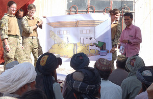 S300 4 scots educate afghans in veterinary skills and personal safety