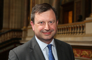 British High Commissioner to Nigeria, Mr Paul Arkwright