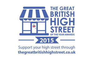 Great British High Streets Award 2015 - logo