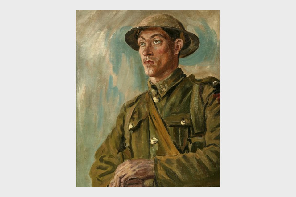 Canadian Infantryman, 1918
