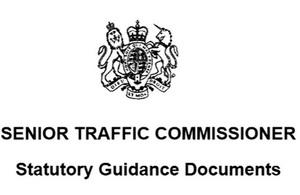 Senior Traffic Commissioners.