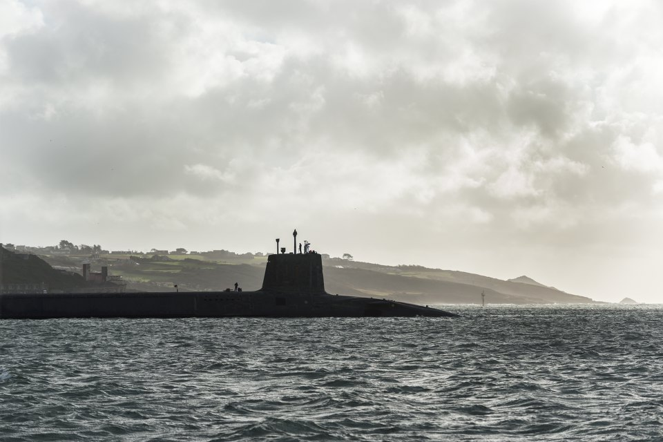 Two Royal Navy nuclear deterrent submarines have reached key programme milestones.