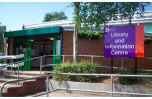 Shirebrook library