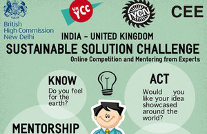 India UK sustainable solution comptt