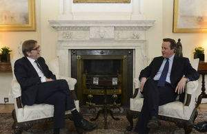 PM and Guy Verhofstadt