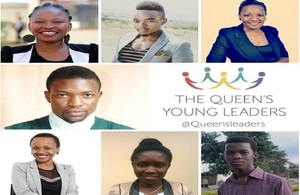 The Queens Young LeadersIn Africa
