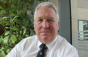 Mike Penning, Minister for Policing, Crime, Criminal Justice & Victims