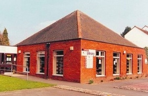 Brewood library