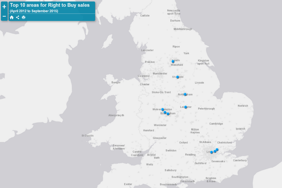 right to buy sales map