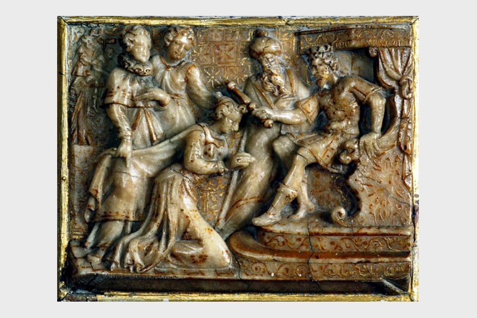 Esther and King Ahasuerus