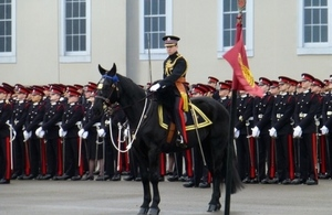 Lt Selma Biberovic becomes first ever Macedonian to graduate from the UK internationally renowned Royal Military Academy Sandhurst.