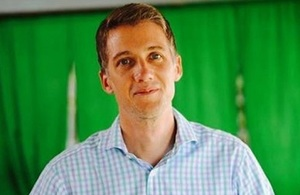 Tony Preston, Head of Prosperity, Burma
