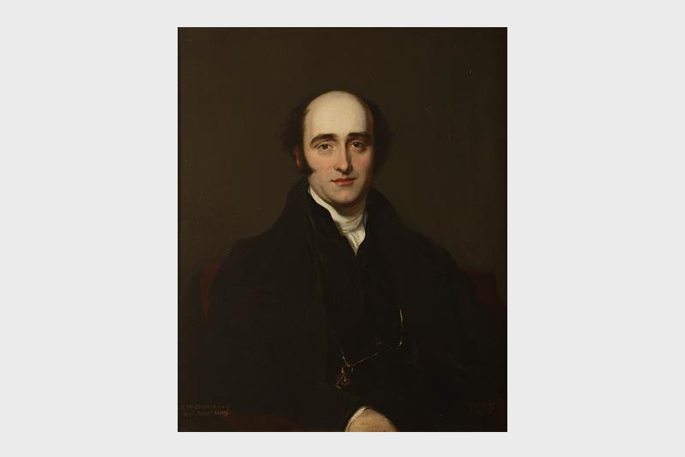 John Wilson Croker, Secretary to the Admiralty, 1809 to 1830