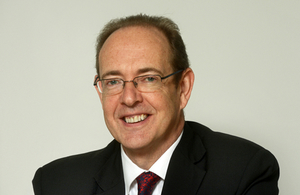 Sir James Bevan, Environment Agency Chief Executive