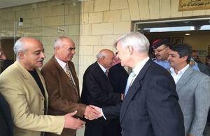 British Ambassador Edward Oakden visits Zarqa Governorate