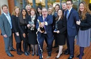 Litigation team at Sherrards
