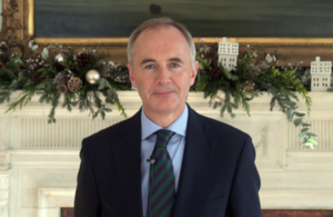 2016: Ambassador's New Year Message