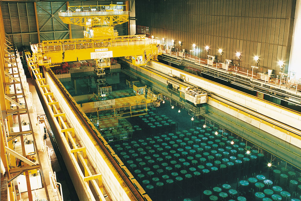Nuclear Decommissioning Authority Draft Strategy Gov Uk