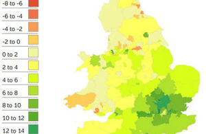 Land Registry Heatmap