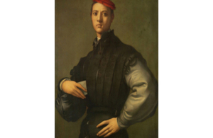 Portrait of a Young Man in Red Cap