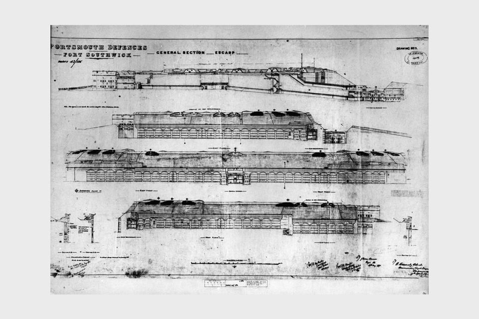 Fort Southwick, 1871