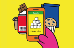 PHE launches new sugar smart app.