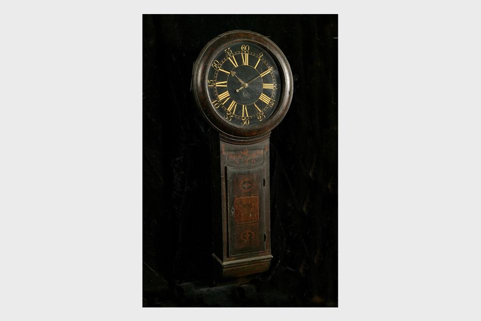 George III (Act of Parliament) Tavern Clock