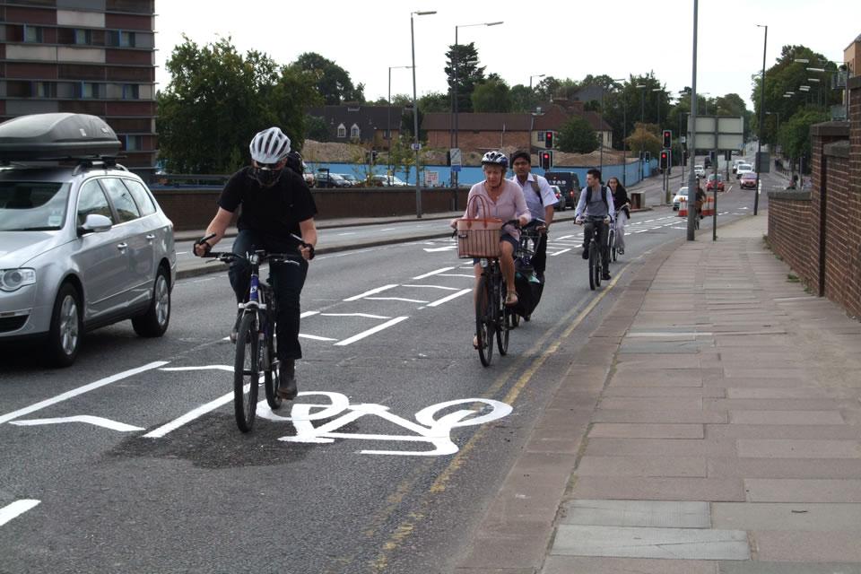 Hills Road trial scheme